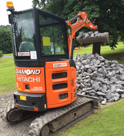 Digger & Driver Hire Exeter